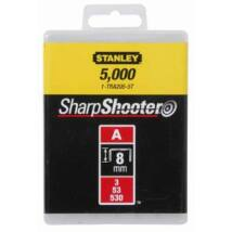 """Stanley 1-TRA205-5T Tűzőkapocs """"A"""" 8mm (3/53/530) 5000db"""