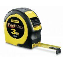 Stanley 2-33-681 FatMax mérőszalag bliszteres 3m x 17mm