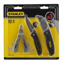 Stanley STHT0-71029 Multiszerszám + zsebkés