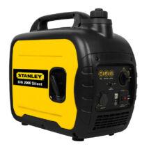Stanley SIG2000 SILENT csendes inverteres áramfejlesztő generátor