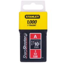 """Stanley 10mm-es """"A"""" kapocs 1000db"""