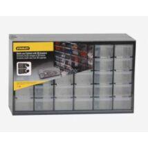 Stanley 1-93-980 Csavartartó doboz 30 fiókos