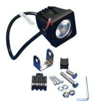 Autós LED munkalámpa 10W (1db LED)