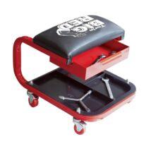 Torin BigRed szerelőszék, szerszámtartó tálcával + fiókkal