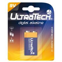 Ultratech Digital 6LR61 9V elem (1db-os)