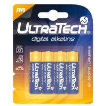 Ultratech Digital LR6 AA elem (4db-os)