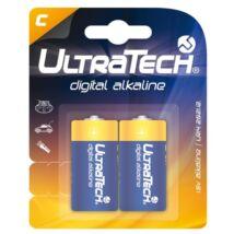Ultratech Digital 1,5V baby elem (2db-os)