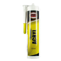 United Sealants Premium acryl 310ml fehér