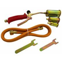 Verke V07451 gázperzselő készlet, 3 fúvóka, 20kW