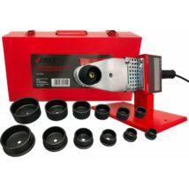 Verke V07500 csőhegesztőgép műanyag csőhöz 800W / 20-63mm