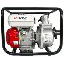 Verke V60102 benzinmotoros szivattyú 30m / 6,5LE / 36000l