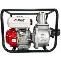 Verke V60104 benzinmotoros szivattyú 30m, 6.5LE, 48000 l
