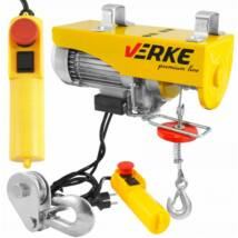 Verke V06051 elektromos csörlő 1050 W / 300/600 kg / 6/12 m