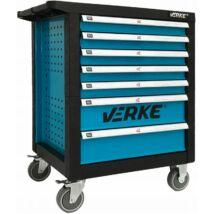 Verke V33100 7 fiókos szerszámos kocsi
