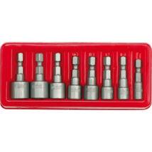 Vorel Hatlapfejű csavarbehajtó készlet 8db-os (5-13 mm) 66113K