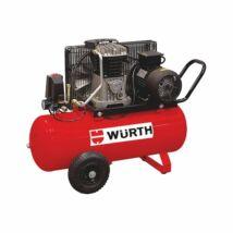 Würth W-338/50 dugattyús kompresszor, 2.25kW, 10bar, 50L, 230V