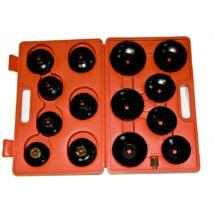 """Winmax Tools olajszűrő leszedő dugókulcs készlet, 3/8"""", 15 db-os"""