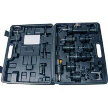 Winmax Tools hűtőrendszer nyomásmérő készlet, 17 darabos