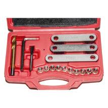Winmax Tools Féknyereg menetjavító készlet, M9x1.25 mm, 16 db-os