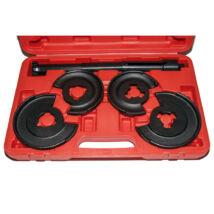 Winmax Tools rugó összenyomó készlet (tányéros), 80-135 mm, 5 db-os