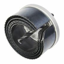 Wolfcraft Standard lyukfűrész készlet halogén spotokhoz ,plug&play ø86,74,80,90,100mm
