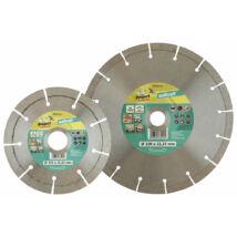 Gyémánt vágótárcsa Project-Univerzális, szegmentált 10mm, Ø180x22.2mm, sarokcsiszolóhoz