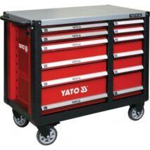 Yato YT-09003 Szerszámkocsi 2x6 fiókos (szélesített)