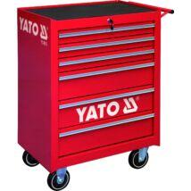 Yato YT-0913 Szerszámkocsi 6 fiókos