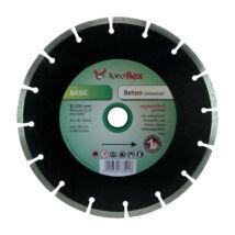 TOROFLEX HOBBY beton gyémánttárcsa 230x22,2/SH8