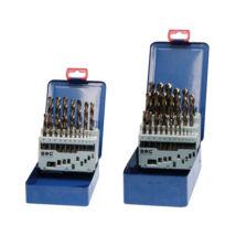 BOHRCRAFT csigafúró készlet HSS-E Co5 19r. 1,0-10,0/0,5 ME10 Metal-Box