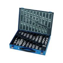 BOHRCRAFT csigafúró készlet HSS-G 25r. 1,0-13,0/0,5 MG13 Metal-Box