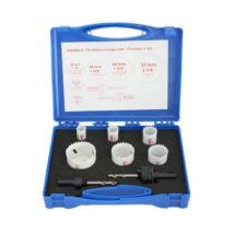VIKING csőszerelő körkivágó készlet 6+2r. d19-57 S-150