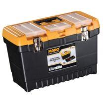 MANO Jumbo fémcsatos szerszámkoffer 486x267x320 JMT-19