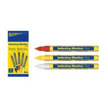 BLEISPITZ festékes, ipari jelölőfilc d1,0-2,0mm piros 10db No.0914