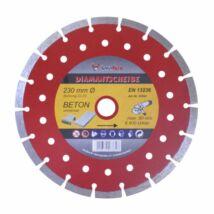 TOROFLEX SINTER ECO 10 gyémánttárcsa 230x22,2/SH10