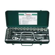 HANS 1/2˝ dugókulcs készlet 12 szögű 30r. 8-32mm 4630-2M