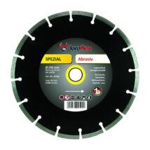 TOROFLEX Abrasiv gyémánttárcsa 125x22,2/SH7