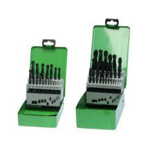 Z-TOOLS csigafúró készlet HSS-R 19r. 1,0-10,0/0,5 Metal-Box