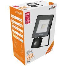 Avide LED Reflektor Slim SMD 10W NW 4000K Mozgásérzékelős PIR