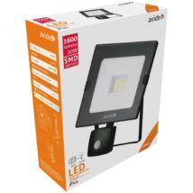 Avide LED Reflektor Slim SMD 20W NW 4000K Mozgásérzékelős PIR