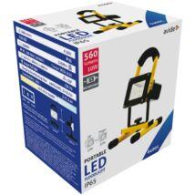 Avide LED Reflektor Akkumulátoros 10W CW 6400K