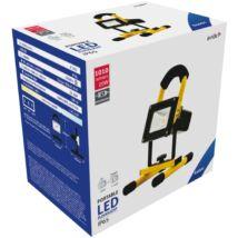 Avide LED Reflektor Akkumulátoros 20W CW 6400K