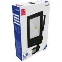 Avide LED Reflektor Slim 50W CW 6400K Mozgásérzékelős PIR