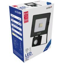 Avide LED Reflektor Slim SMD 10W CW 6400K Mozgásérzékelős PIR