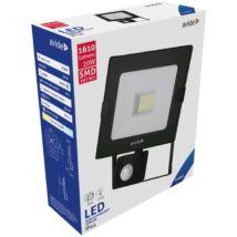 Avide LED Reflektor Slim SMD 20W CW 6400K Mozgásérzékelős PIR