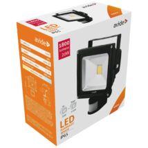 Avide LED Reflektor 20W NW 4000K Mozgásérzékelős PIR