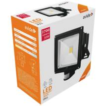 Avide LED Reflektor 30W NW 4000K Mozgásérzékelős PIR