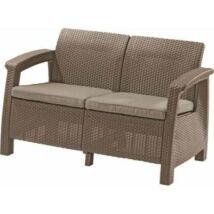 Allibert Corfu love seat kétszemélyes kanapé