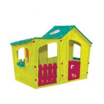 Keter Magic Villa műanyag kerti játékház