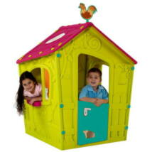 Keter Magic playhouse műanyag kerti játékház